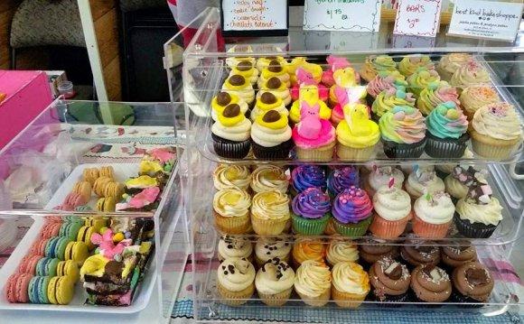 Based home cupcake business
