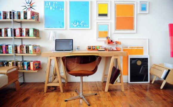 Office Ideas For Work Home