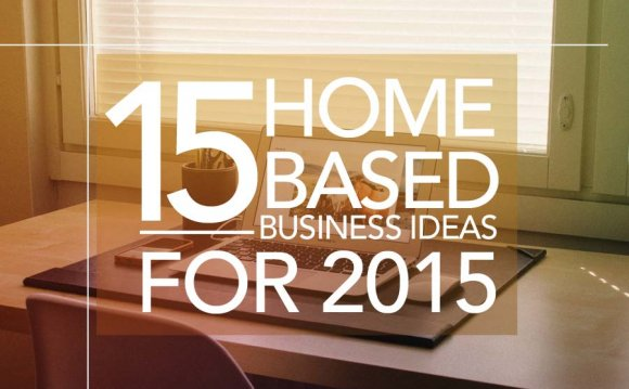 New home based business ideas