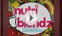 Start Your Own NutriBlendz smoothie bar business $495