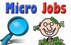 you can easily call this micro-jobs or crowd-sourcing tasks and on occasion even online information entry tasks. You will find 1000s of small jobs on internet that just a human may do & isn't feasible with the aid of software.